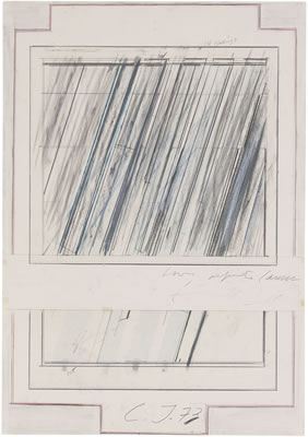 Cy (Edwin Parker Jr.) Twombly-Gladings (Love's Infinite Causes)