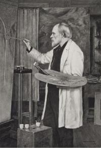 Biography photo for Edward Coley Burne-Jones
