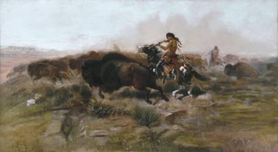 art for sale: Charles Marion Russell