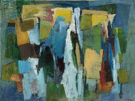 Svend Saabye-Abstraction