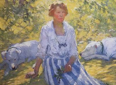 Gertrude Horsford Fiske - Artwork Examples - Artist Images