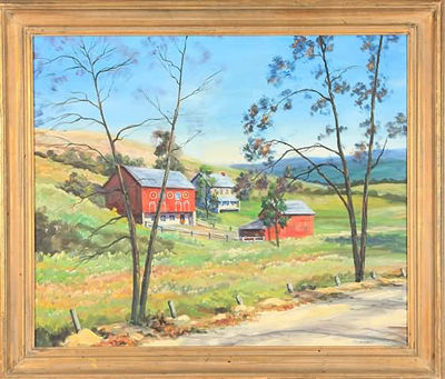 Clarence Ira Dreisbach-PENNSYLVANIA DUTCH COUNTRY