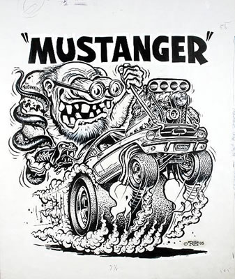 Ed Roth Artist Fine Art Prices Auction Records For Ed Roth