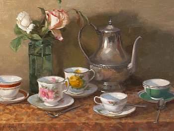 Laurie Kersey-Tea Time