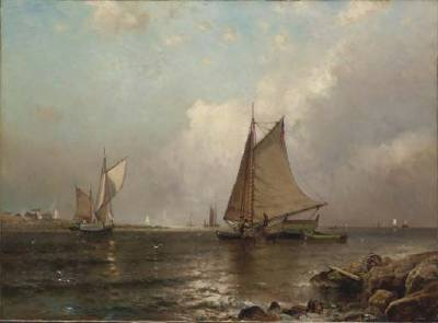 Arthur Quartley-Morning, Marblehead, Massachusetts