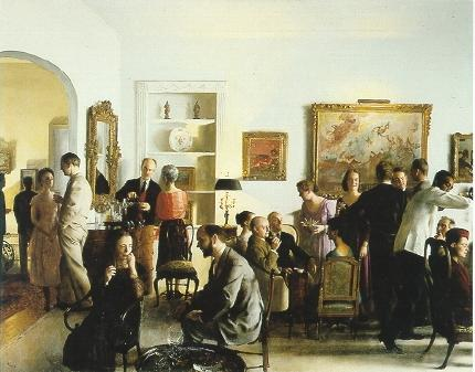 John Koch-The Cocktail Party