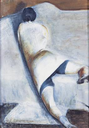 Lee Gatch, Jr.-Study in White, 1925-26