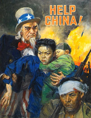 James Montgomery Flagg-Help China