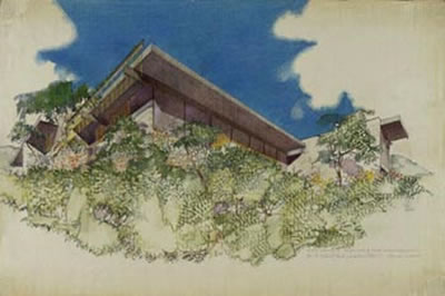 Richard Josef Neutra-HAMMERMAN RESIDENCE