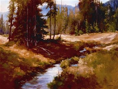 Susan Blackwood : At the Foot of the Cascades