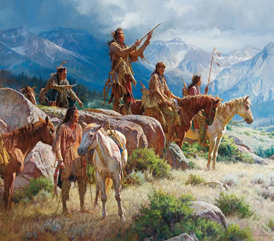 Martin Grelle-Prayers of the Pipe Carrier