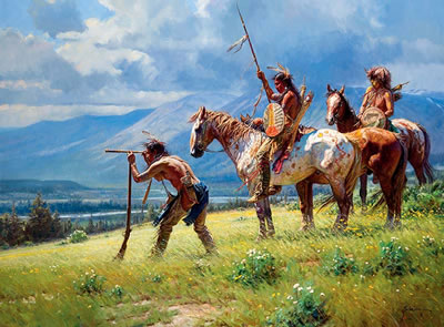 Martin Grelle-Dust in the Distance