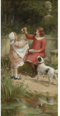 George Sheridan Knowles-BUBBLES