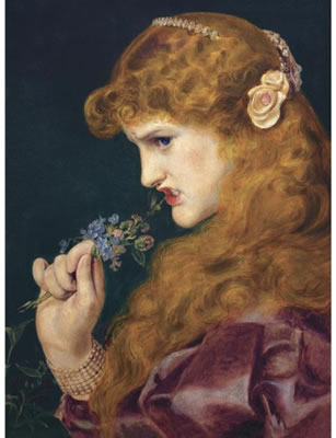 Anthony Frederick Augustus Sandys-LOVE'S SHADOW