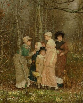 George Henry Boughton-Snow in Spring